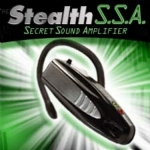 The Stealth SSA Secret Sound Amplifier