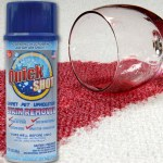 Quick Shot Carpet Stain Remover