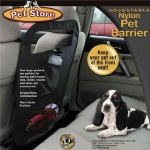Pet Store Nylon Pet Barrier