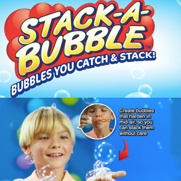 Stack A Bubble