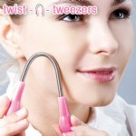 Twist N Roll Tweezer