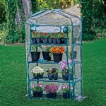 4 Tier Greenhouse