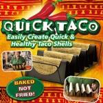 Quick Taco Rack