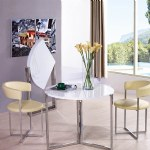 Radiant Circular Folding Table