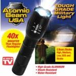 Atomic Beam Flashlight
