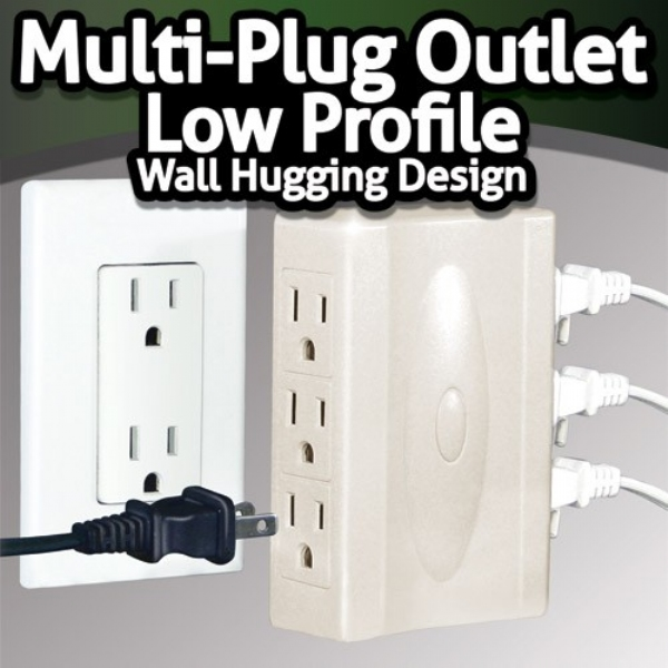 Low Profile Side Plug