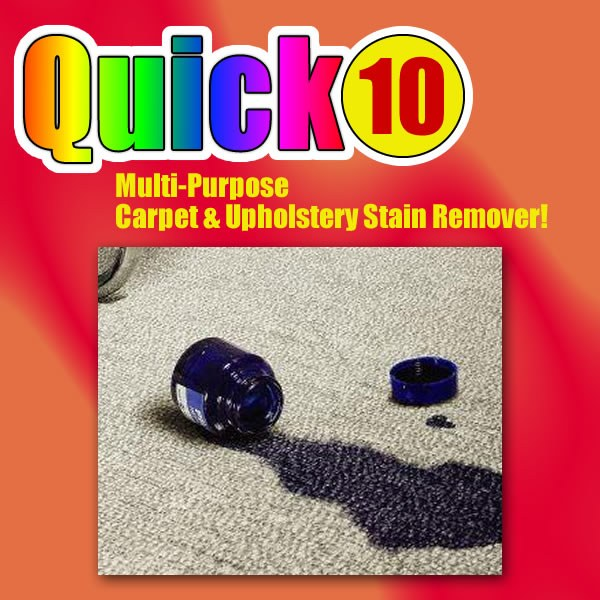 Quick 10 Stain Remover