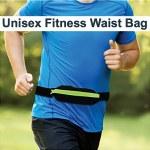 Fitness Waist Bag