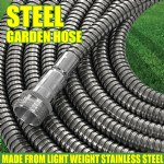 Steel Garden Hose