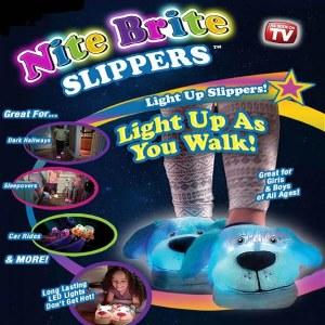 Nite Brites Slippers