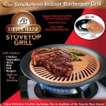Copper House Stovetop Grill