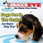 Bullseye Pee Pads