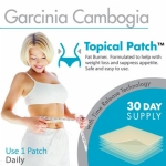 Garcinia Cambogia Extract Patch