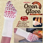 Long Sleeve Oven Glove