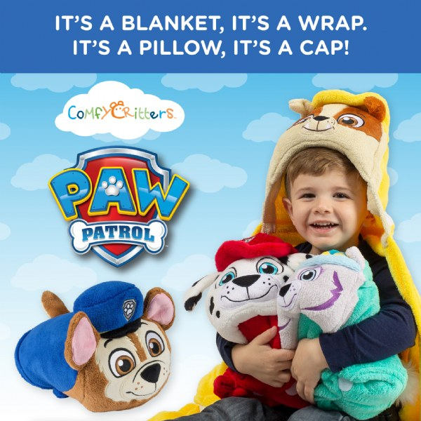 PAW Patrol Comfy Critters