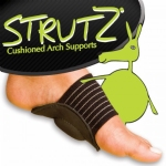 Strutz Cushioned Arch Supports