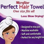 Perfect Hair Towel