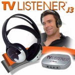 TV Listener J3 Wireless Headset