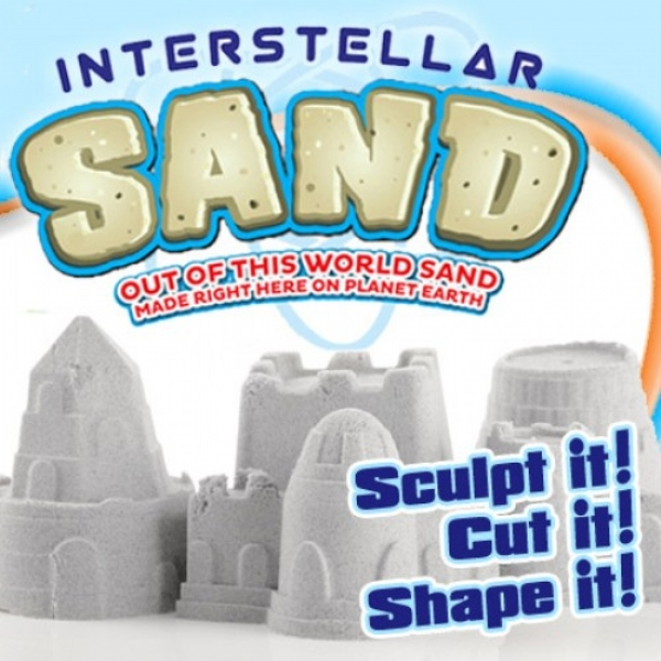 Interstellar Sand