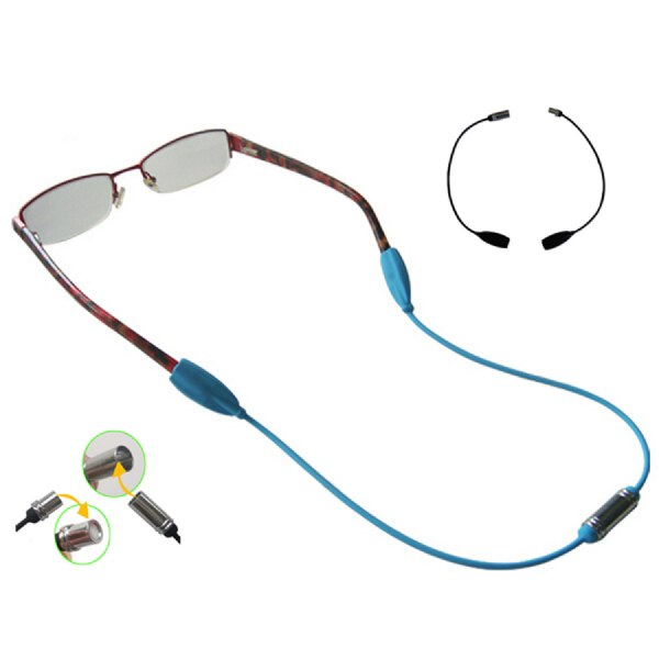Silicone Magnetic Eyeglass Chain