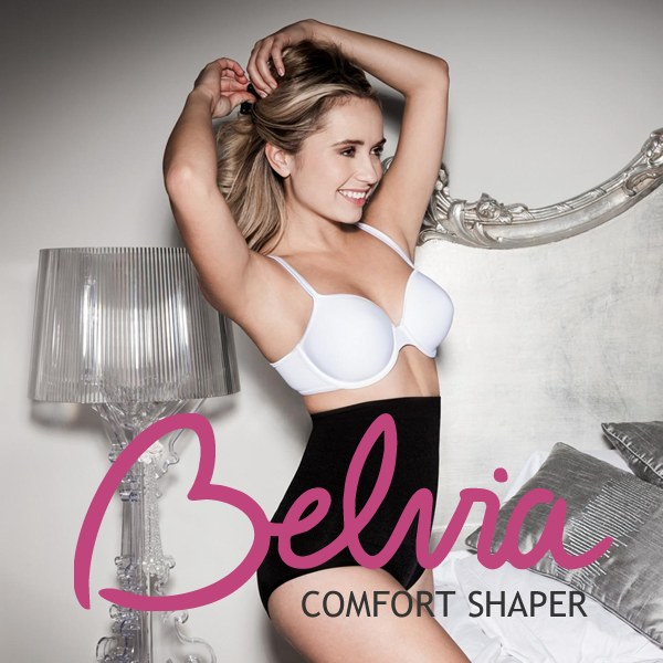 Belvia Comfia Shaper Briefs