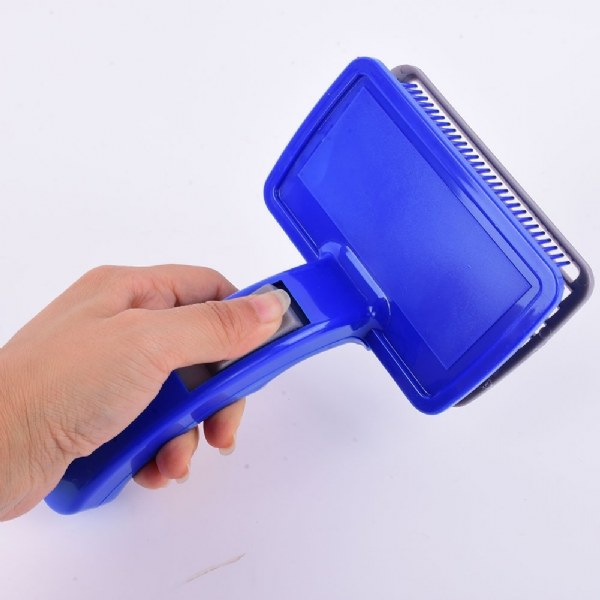 Self Cleaning Hair Removal Brush