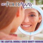 My Fold Away Mirror