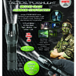 TacHawk X800 Tactical Flashlight
