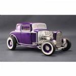 1932 Ford 5 Window Hot Rod in Deep Purple Metallic