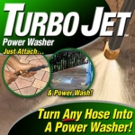 Turbo Jet Power Washer