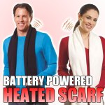 Battery Powered Heated Scarf