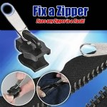 Fix a Zipper