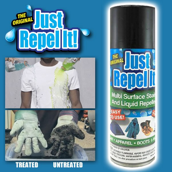 Just Repel It