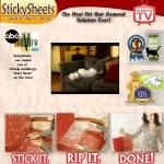 Sticky Sheets