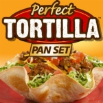 Perfect Tortilla Pan