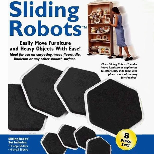 As Seen On TV; Cat; Household · Tools. Sliding Robots Furniture Movers