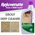 Rejuvenate Grout Tile Deep Cleaner