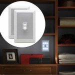 Wireless Night Light with Switch