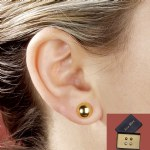 Acu Slim Magnetic Earings