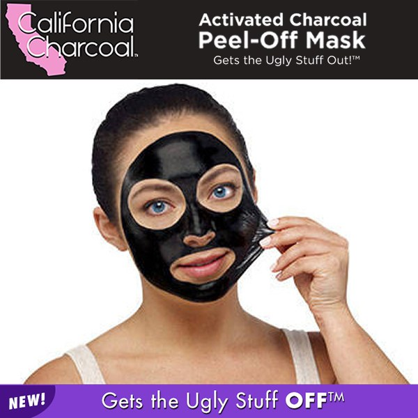 California Charcoal Mask