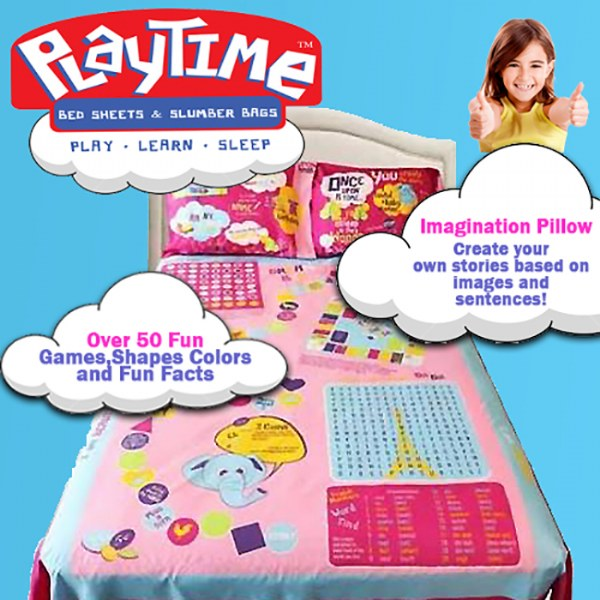 Play Time Bed Sheets