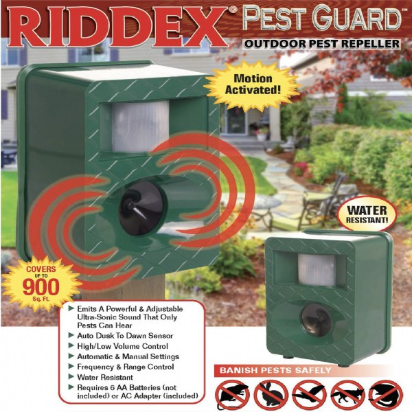 Riddex Pest Guard