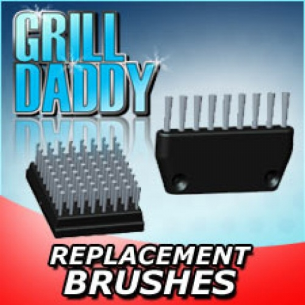 Grill Daddy Replacement Brush