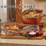 Copper Chef 4 Piece Set