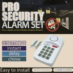 Pro Security Alarm Set