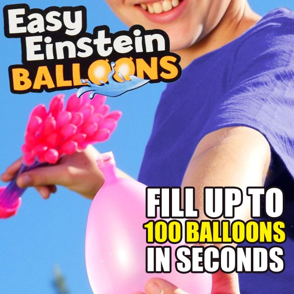 Easy Einstein Balloons