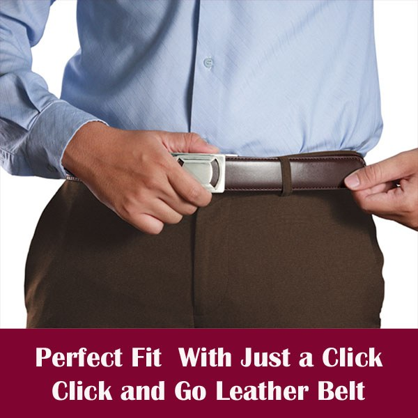 Click and Go Belts