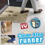 Clean Step Runner