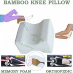 Bamboo Knee Pillow