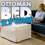 Ottoman Bed Slipcover